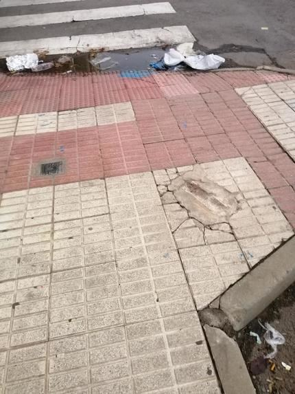 IU de Azuqueca denuncia el abandono y la dejadez del Ayuntamiento en el barrio de Los Pobos