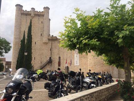 Este domingo tendrá lugar una Ruta Motera que recorrerá parte del Camino del Cid de Guadalajara
