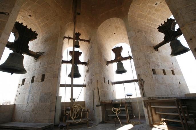 Este domingo a las 12 horas voltearán las Campanas en la concatedral de Santa María en Guadalajara y en la catedral de Sigüenza