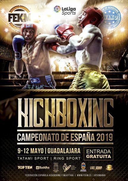 Este sábado por la noche, gran velada-gala de Kick Boxing con entrada libre en el Multiusos