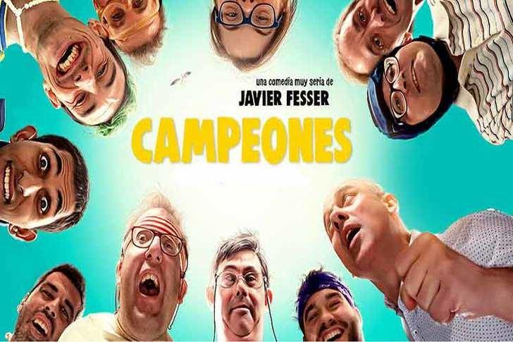 """""""Campeones"""" abrirá el 6º Ciclo de Cine y Discapacidad de Toledo"""