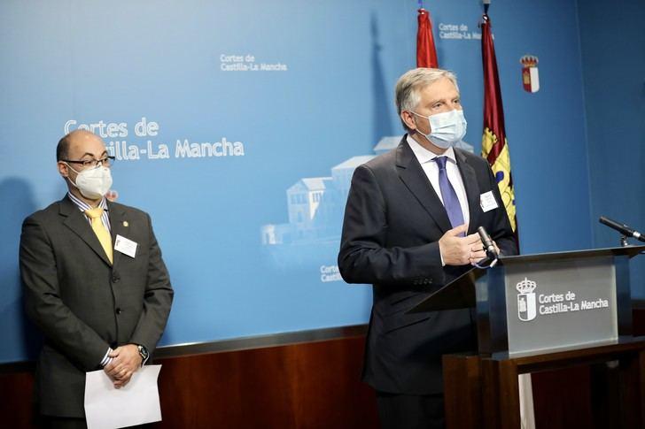 """Califican de """"pobre y triste"""" el discurso de Page sin atisbos de """"esperanza e ilusión"""" por Castilla-La Mancha"""