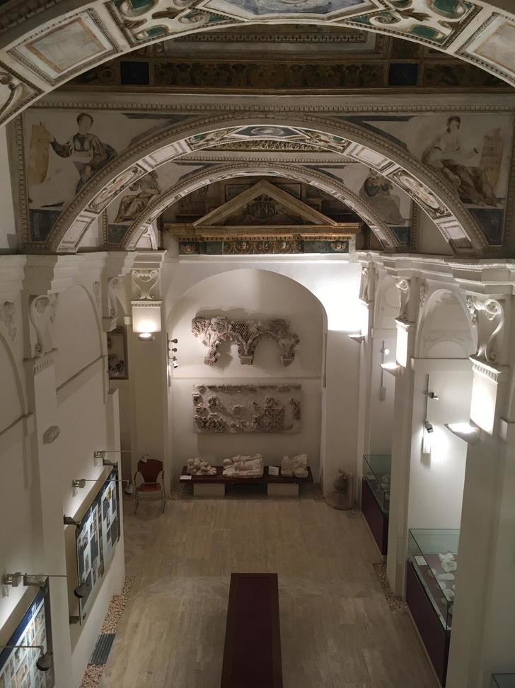 Cultura finaliza la restauración de la capilla de Luis Lucena en Guadalajara