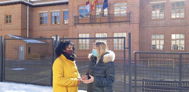 Cs recrimina a la Junta de Page que no haya comprado depuradores de aire para las aulas de Castilla-La Mancha