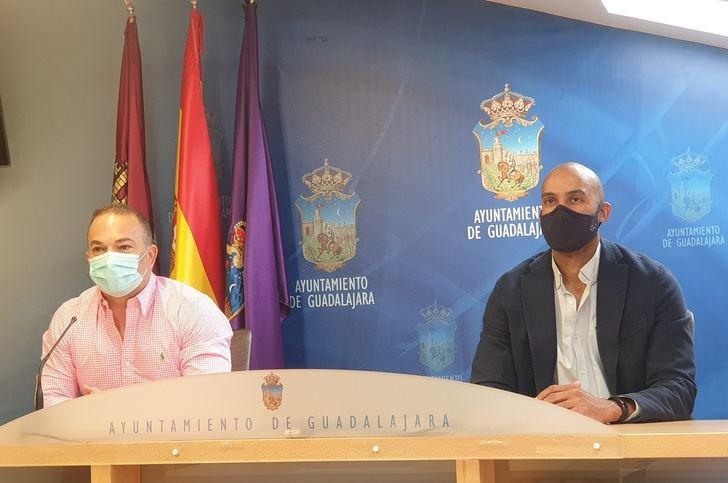 """El PP anuncia que """"será Hacienda y no el alcalde quien decida a partir de ahora en qué puede invertir el Ayuntamiento de Guadalajara"""""""