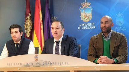 """Carnicero: """"Las pymes y los autónomos necesitan que el Ayuntamiento de Guadalajara esté de su lado pasando de las palabras a los hechos"""""""