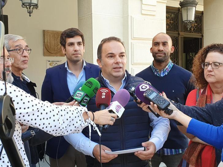 El PP urge explicaciones al alcalde socialista Alberto Rojo ante el espectáculo nacional por las contrataciones de los hermanos de concejales de Ciudadanos