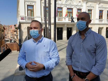 Carnicero insta a Rojo a que haga realidad el consenso con el Grupo Popular en el Ayuntamiento de Guadalajara
