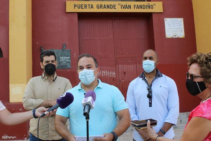 """El PP pide la dimisión de la concejal de Festejos, Sara Simón, por el fracaso histórico de cancelar la """"Feria Taurina de la Ciudad de Guadalajara"""""""