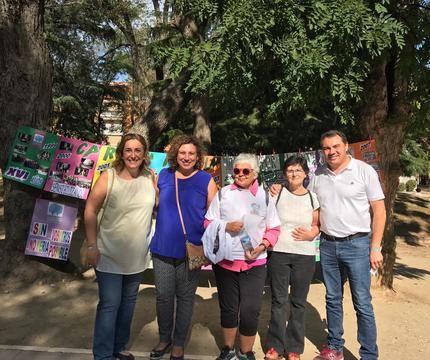 La Diputación de Guadalajara colabora con la Asociación Las Encinas en su Carrera por la integración