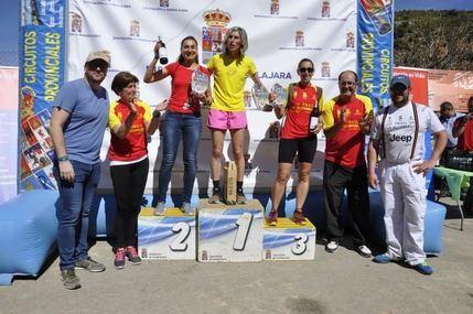 Toño Andrés venció en el IV Trail Alcarruela de Malacuera