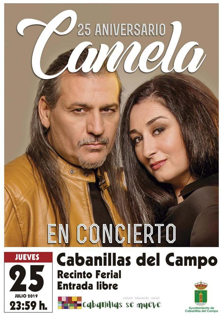 Más de 60 actos en el Programa de las Fiestas 2019 de Cabanillas del Campo, del 23 al 28 de julio