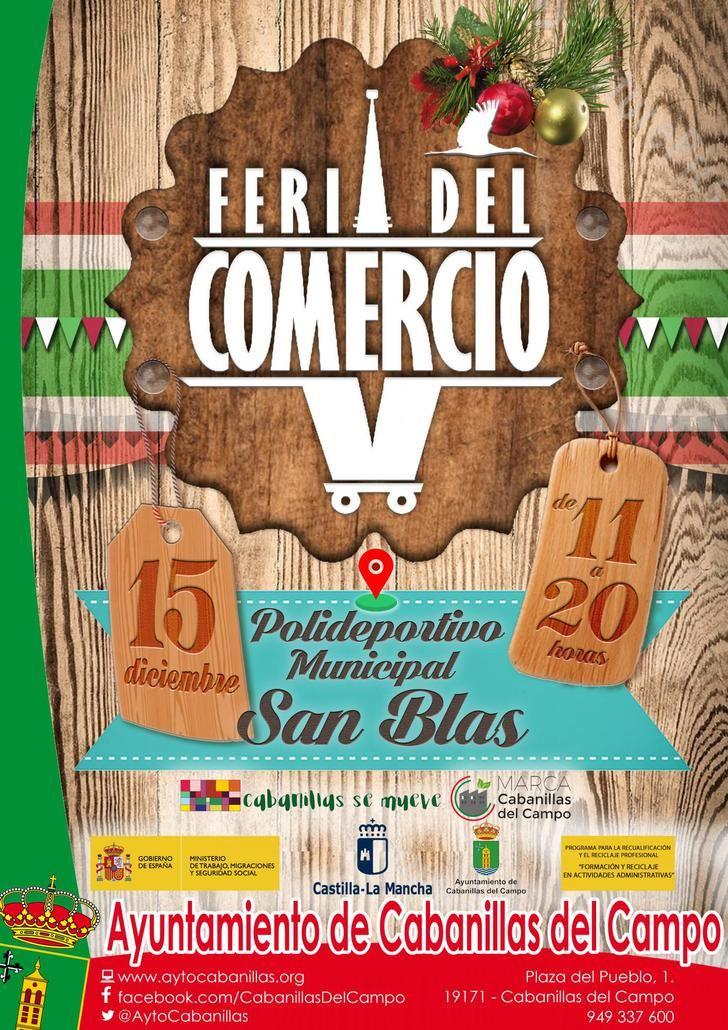 La Feria del Comercio de Cabanillas ya tiene cartel y logotipo para su edición 2019