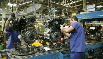 La producción industrial cae un 4,1% en el mes de febrero en Castilla-La Mancha