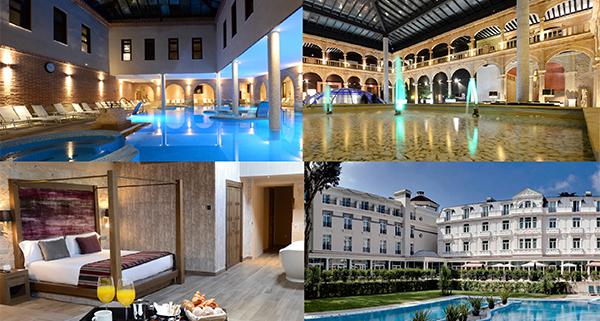 Castilla Termal convertirá la Real Fábrica de Paños de Brihuega en un hotel de cuatro estrellas con restaurante y balneario