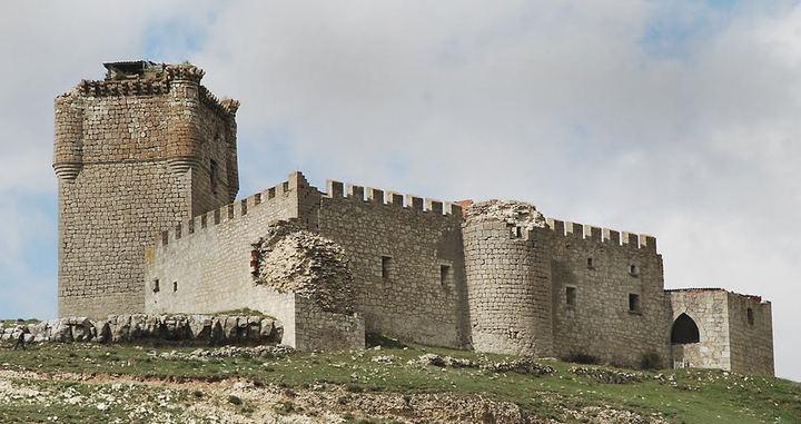 El castillo de Galve de Sorbe en Guadalajara ya no está en la lista roja del patrimonio de Hispania Nostra