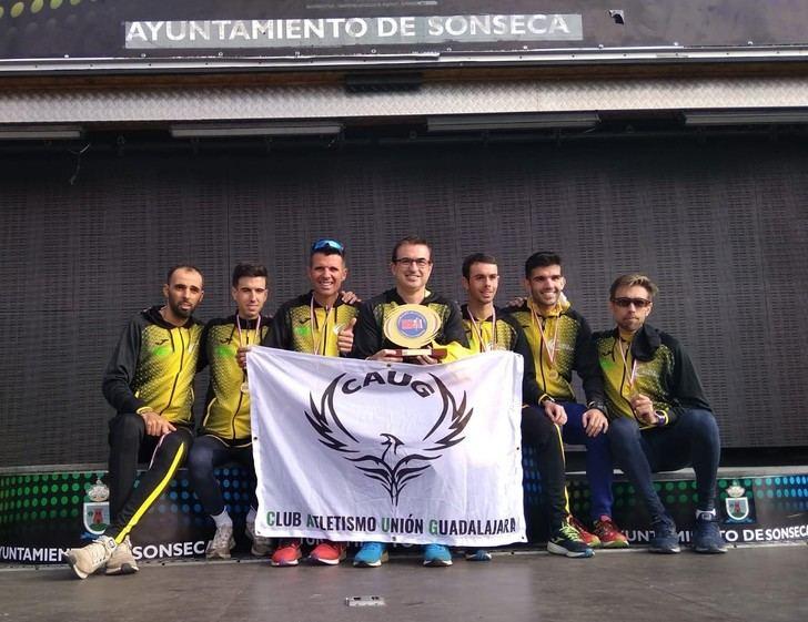 El CAUG, campeón regional de campo a través por clubes