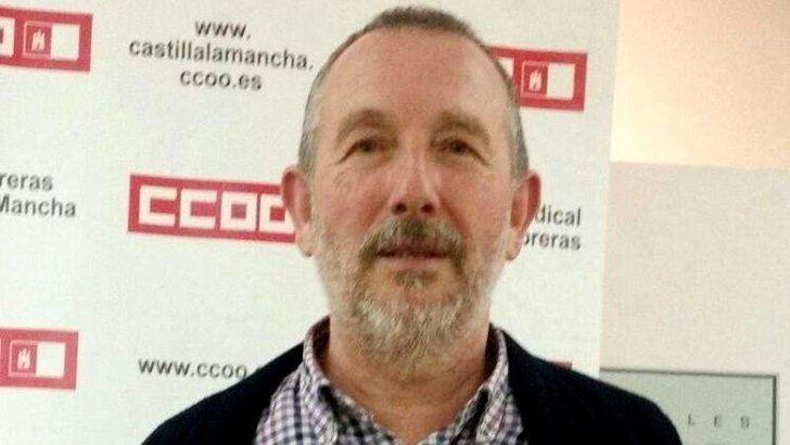 José María Rey 'Campano' no se presentará a la reelección como secretario de CCOO en Guadalajara