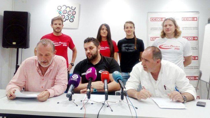 CCOO denuncia precariedad en los contratos de las actividades deportivas municipales de Guadalajara