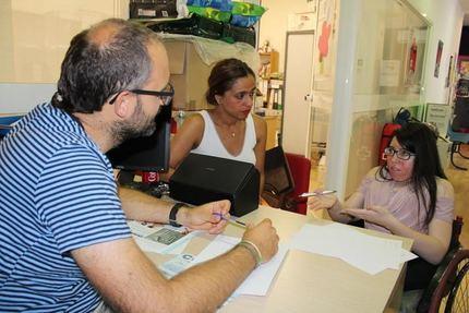 El CEEI de Guadalajara recibe una nueva visita dentro del proyecto europeo 'The next society'