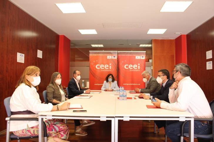 El CEEI alcarreño ha celebrado su Patronato marcado por el dinamismo en el asesoramiento de emprendedores y la innovación, especialmente en el ámbito rural
