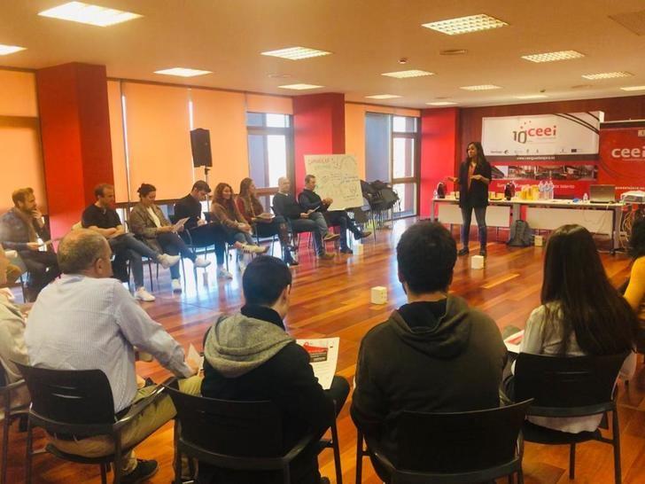"""Las empresas del CEEI Guadalajara hacen networking con """"The Coffe Bic"""", en tu empresa o en la mía"""