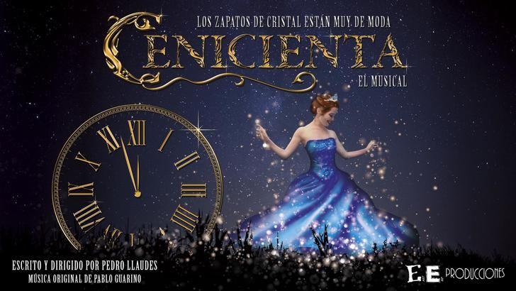 Cenicienta, el musical en Guadalajara
