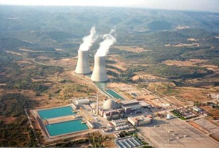 Simulacro anual de emergencia interior en la central nuclear de Trillo