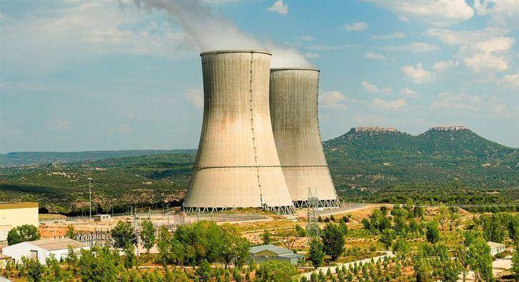 A las 0:24 horas de este domingo se ha producido un incendio en el transformador principal de la Central Nuclear de Trillo que ha provocado la desconexión de la red