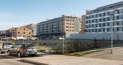 El Ayuntamiento de Guadalajara cede a la Junta de Castilla-La Mancha un parcela para la construcción de un centro de salud en la calle Rotundifolia