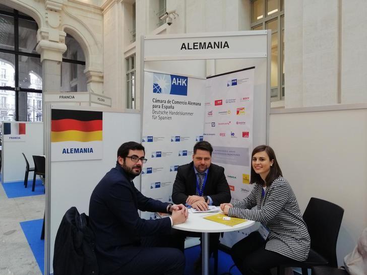 """'Guadalajara Empresarial"""" mantiene reuniones con representantes de distintos países en IMEX-MADRID 2020"""