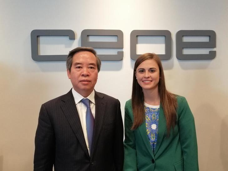 """""""Guadalajara Empresarial"""" presente en un encuentro con el vice primer ministro de Vietnam, Nguyen Van Binh"""