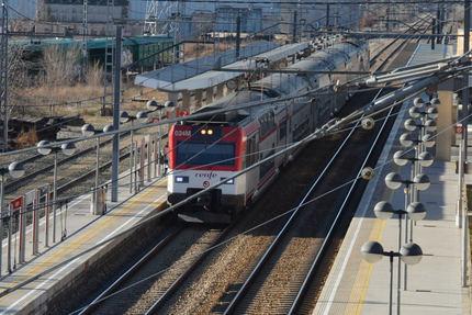 José Luis Blanco muestra su satisfacción 'porque casi se han cuadriplicado los trenes semidirectos entre Azuqueca y Madrid'