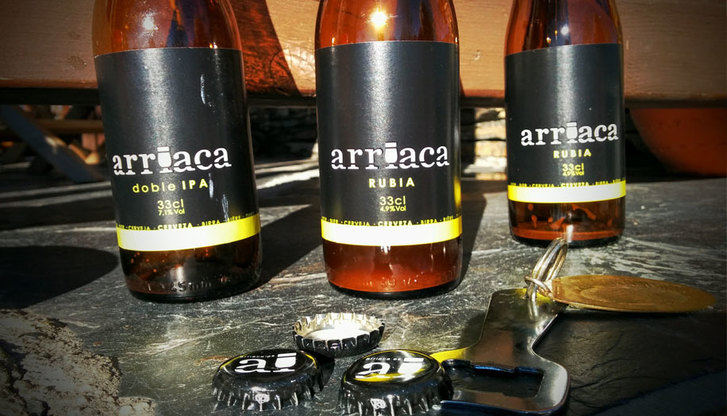La cervecera artresanal Arriaca de Guadalajara obtiene dos medallas en el Certamen internacional World Beer Idol 2020