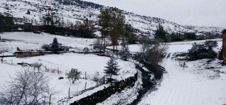 Castilla-La Mancha tendrá acumulaciones de nieve muy importantes hasta el sábado, según la Aemet