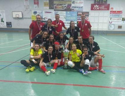 Un gran Chiloeches se proclama campeón de la Copa JCCM