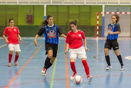 El Colmenarejo se lleva la victoria de un gran partido en Chiloeches