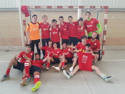 El C.D.Chiloeches se proclama campeón de Liga Juvenil