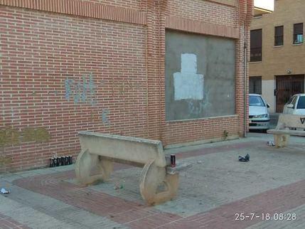 """Ciudadanos Azuqueca lamenta que la limpieza de las calles """"no sea una prioridad para el equipo de Gobierno socialista"""""""