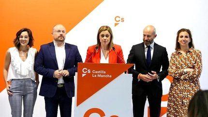 Alejandro Ruíz (Cs), contento por sus cuatro diputados autonómicos en CLM y por ser decisivos en ayuntamientos