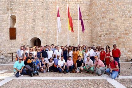 Ciudadanos Guadalajara celebra en Torija su I Encuentro Provincial de afiliados