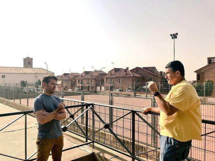 Ciudadanos Guadalajara denuncia que no se cumple las frecuencias de limpieza en Iriépal
