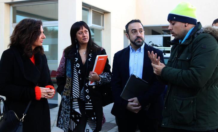 Cs C-LM y representantes del CEIS de Guadalajara coinciden en la necesidad de poner en marcha una Ley del Fuego en la región