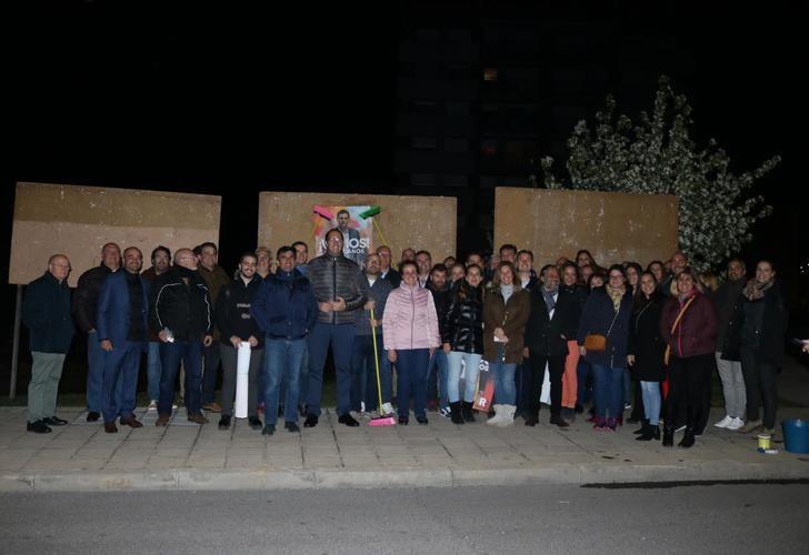 """La nº 1 al Congreso de los Diputados, Ángeles Rosado, dice que """"Ciudadanos es el único partido capaz de dar respuesta a las necesidades de la Guadalajara rural"""""""