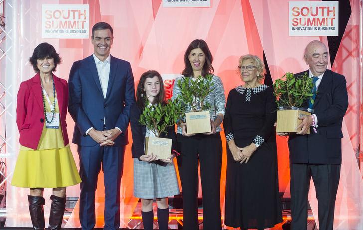 La startup Amadix, gran triunfadora de South Summit 2018
