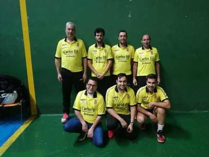 Clasificaciones J3 Aplazados Liga Frontenis Guadalajara