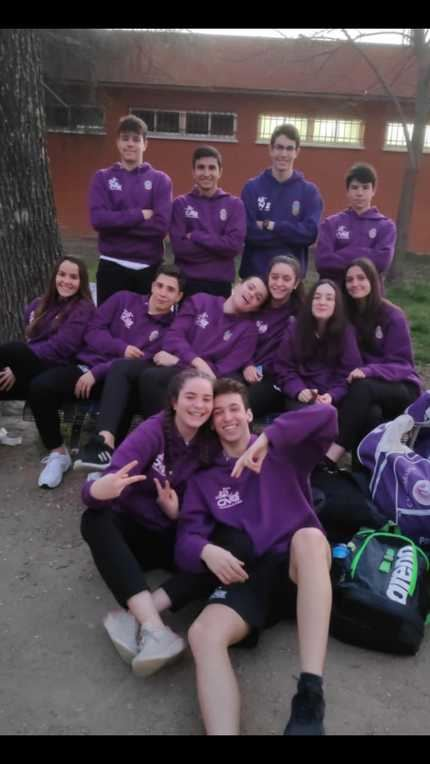 El Club Natación Guadalajara, mejor conjunto regional en progresión de marcas