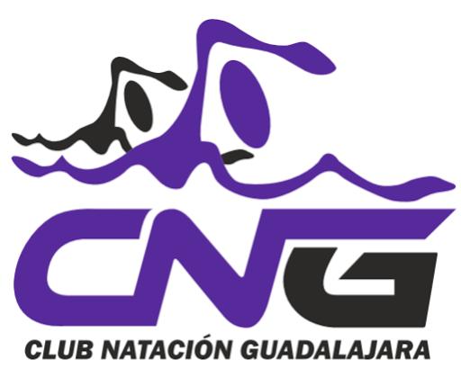 25 nadadores del CN Guadalajara compitieron en la Liga Nacional Absoluta