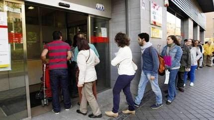 CLM registró un 18,2 % de tasa de desempleo, el doble de la media comunitaria europea