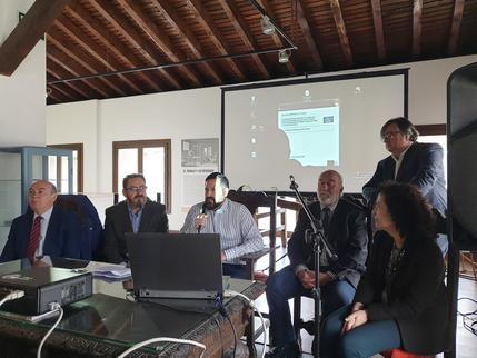 Presentan en las Conclusiones del I Encuentro de Colegios de Arquitectos de Zonas Despobladas